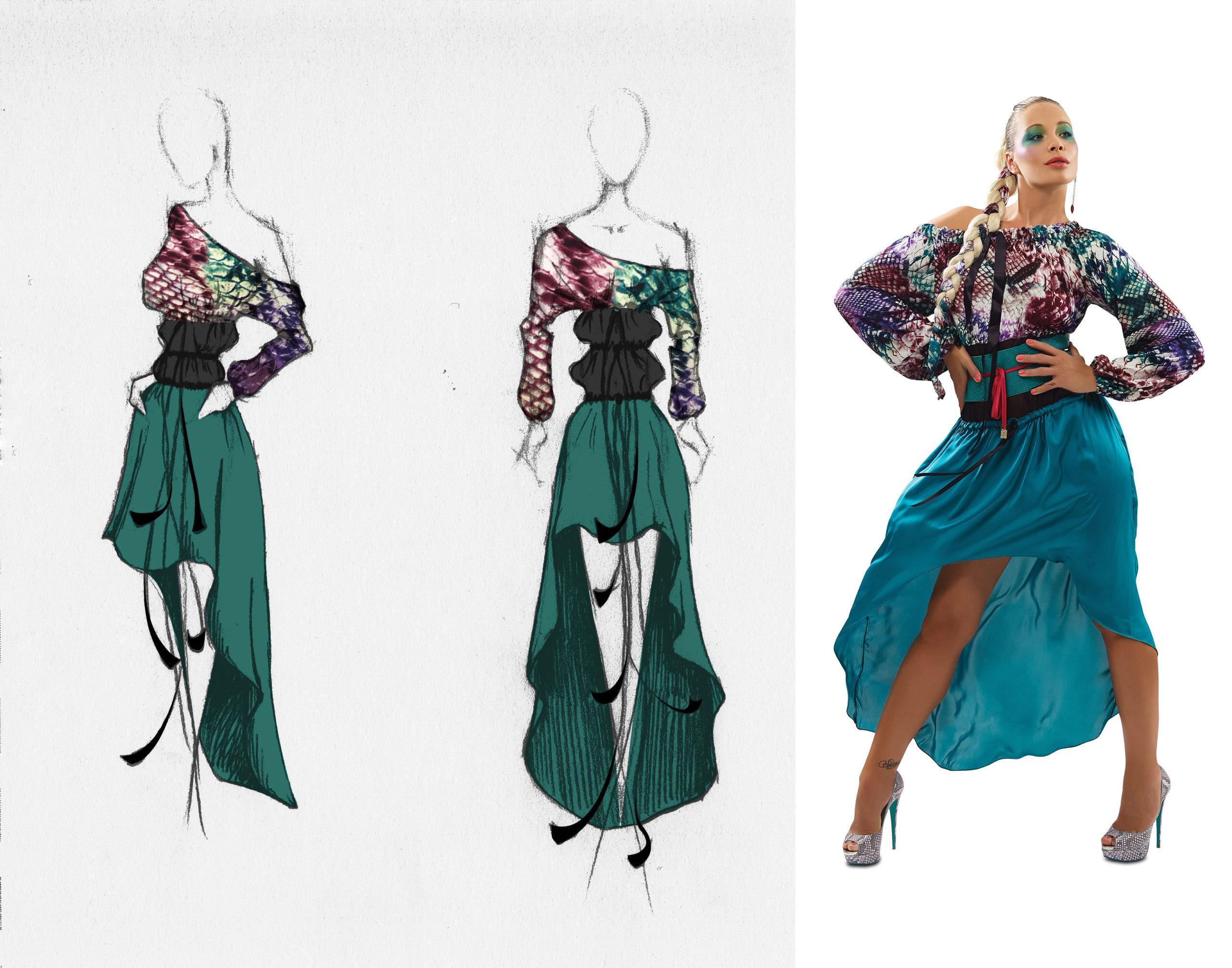 Takis-Fashion-collection-women-sirène