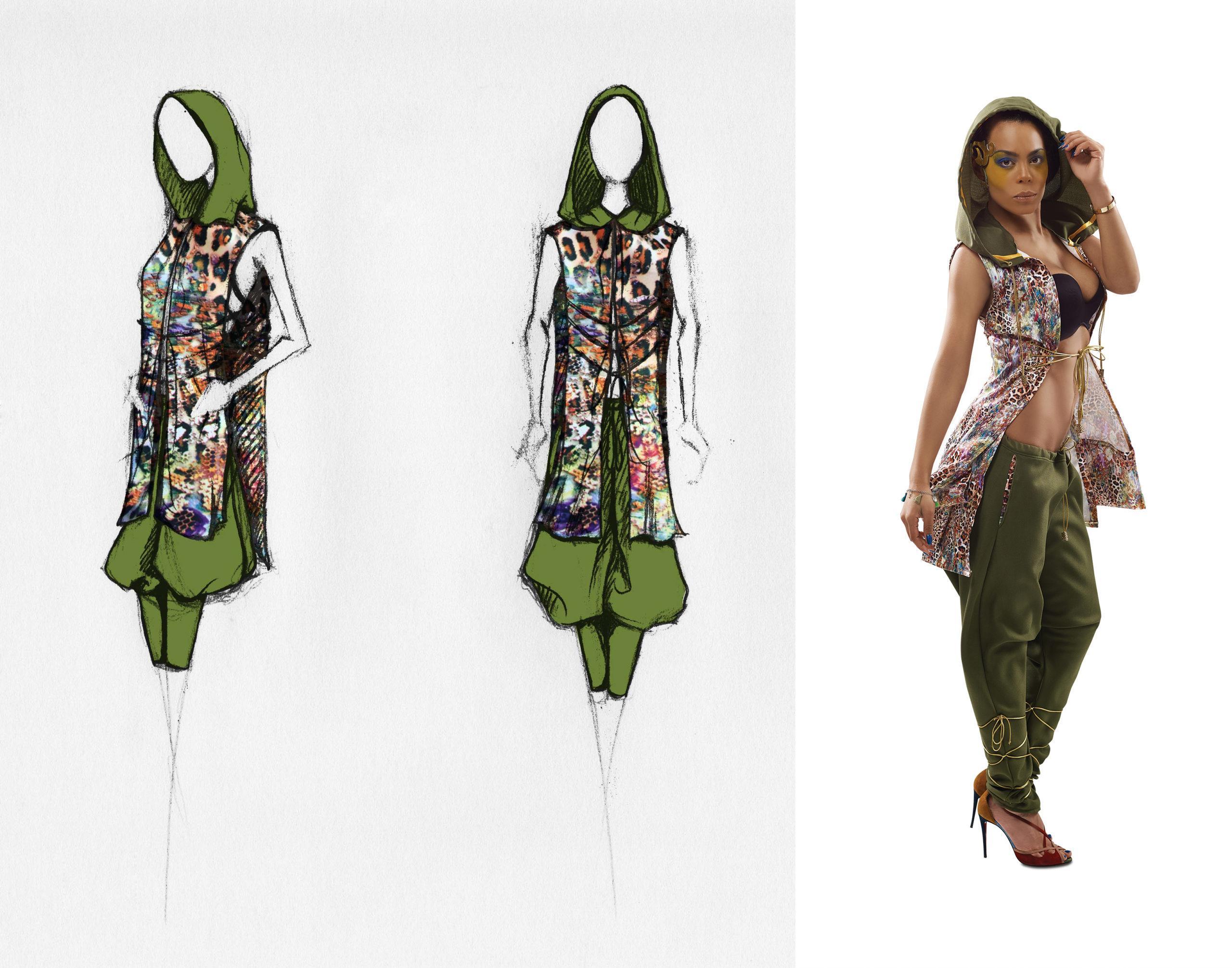 Takis-Fashion-collection-créature de rêve-women-Léoserpe